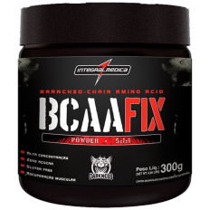 Bcaa Fix Powder 5:1:1 300g - Integralmédica