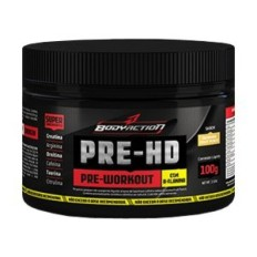 Pre-HD Pre Workout 100g - Body Action