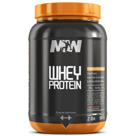 Whey Protein 907g - Linha MW - Midway Labs
