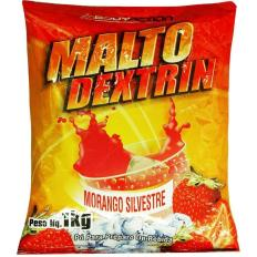 MaltoDextrina Refil 1kg - Body Action