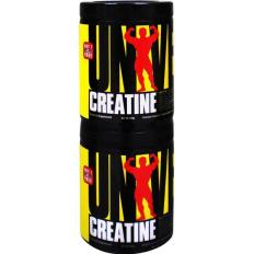 Combo Creatine Powder 2 x 200g - Universal Nutrition