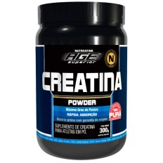 Creatina Powder Pura 300g - Nutrilatina AGE
