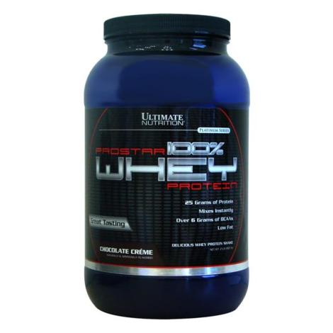 Prostar 100% Whey Protein 907g - Ultimate Nutrition