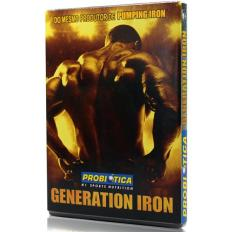 DVD Original - Generation Iron - Filme 107 min