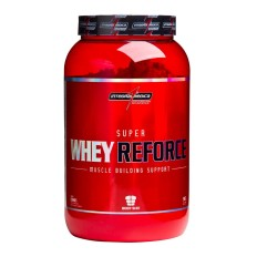 Super Whey Reforce Pote 907g - Body Size - Integralmédica