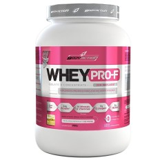 Whey Pro-F Isolate & Concentrate 900g - Body Action