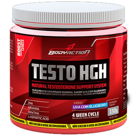 Testo HGH 150g - Body Action