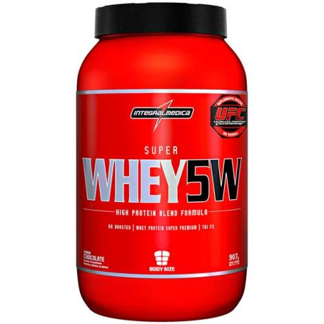 Super Whey 5W 907g - Integralmédica