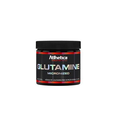 L-Glutamine Powder 300g - Atlhetica Evolution