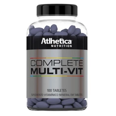 Complete Multi Vit 100 Tabletes - Atlhetica Evolution