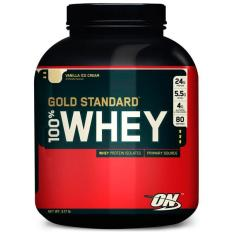 Gold Standard 100% Whey Protein 2268g - Optimum Nutrition