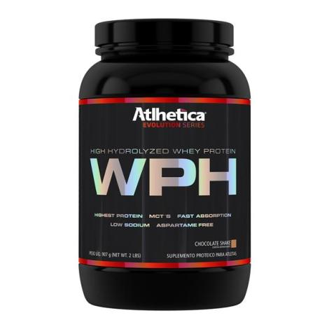 Whey Protein WPH 900g - Atlhetica
