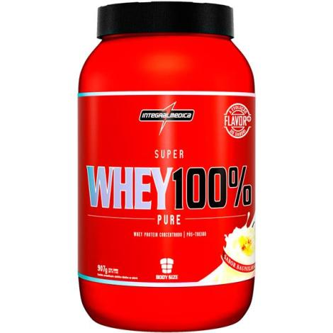 Super Whey 100% Pure 907g - Integralmédica