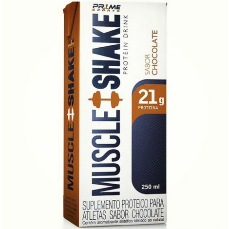 Muscle Shake Protein Drink 250ml - Prime Sports