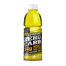 Metapure Zero Carb Drink 500ml - QNT Sport