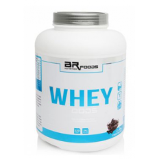 Whey Protein Foods 2kg - BR Foods