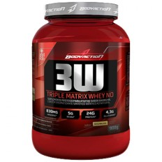 3W Triple Matrix Whey NO 900g - Body Action