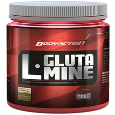L-Glutamine 300g - Body Action