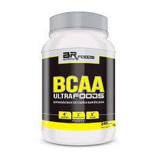 BCAA 4:1:1 Ultra Foods 1500mg 240 Tabletes - BR Foods