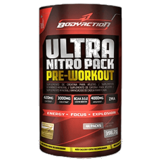 Ultra Nitro Pack 44 Packs - Body Action