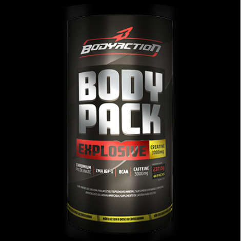 Body Pack Explosive 44 Packs - Body Action