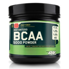 Bcaa 5000 Powder 380g - Optimum Nutrition
