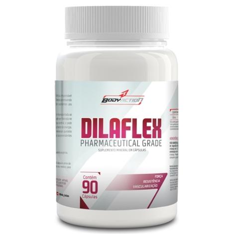 Dilaflex Pharmaceutical Grade 90 Cápsulas - Body Action