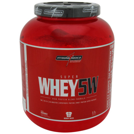 Super whey 5w 2300g - Integralmédica