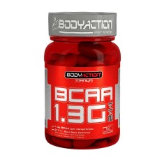 Bcaa 1.3g 60 Tabletes - Body Action