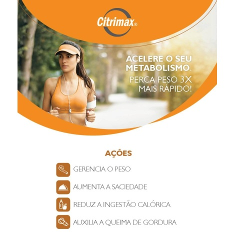 Citrimax® 750mg