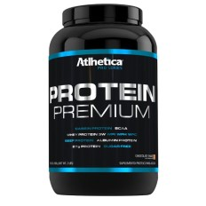 Protein Premium Pote 900g - Atlhetica Nutrition