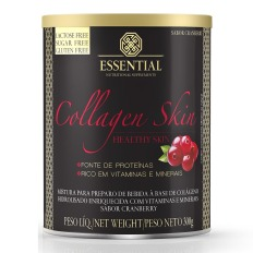 Collagen Skin Sabor Cranberry 300g - Essential Nutrition