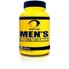 Men´s Multivitamin 120 Tabletes - Infinite Labs