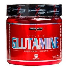Isolate Glutamine 300g - Integralmédica
