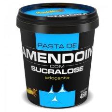 Pasta de Amendoim com Sucralose 450g - Mandubim