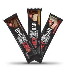 Dark Whey Bar 90g - Chocolate Meio Amargo com Castanhas - Integralmédica