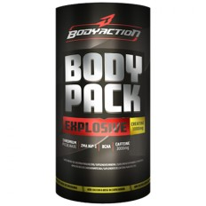 Body Pack Explosive 22 Packs - Body Action
