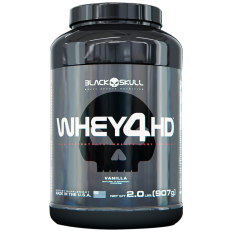 Whey4HD 907g - Black Skull