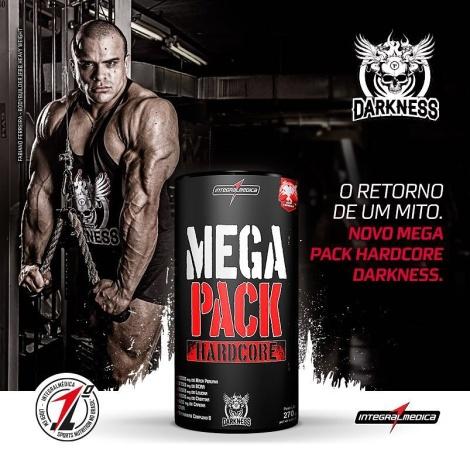 daf8dfe6c Mega Pack Hardcore 30 Packs - Integralmédica