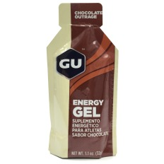 GU Energy Gel Sachê 32g Sabor Chocolate - GU Energy Labs