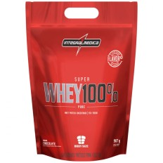 Super Whey 100% Pure Refil 907g - Integralmédica
