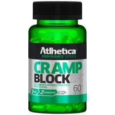 Cramp Block - Endurance Series - 60 Cápsulas - Atlhetica Nutrition