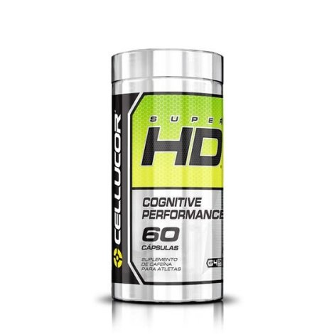 Super HD Cognitive Performance 60 Cãpsulas - Cellucor