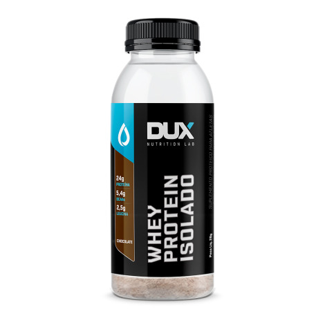 Whey Protein Isolado - Read To Shake - Dose 28g - Dux Nutrition