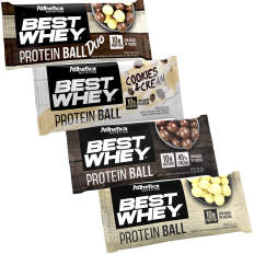 Best Whey Protein Ball 50g - Atlhetica Nutrition