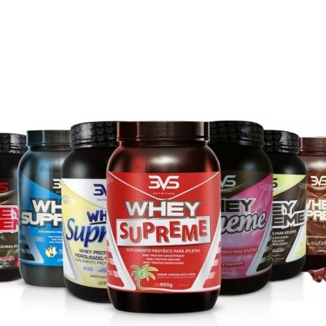 Whey Gourmet Supreme 900g - 3VS Nutrition