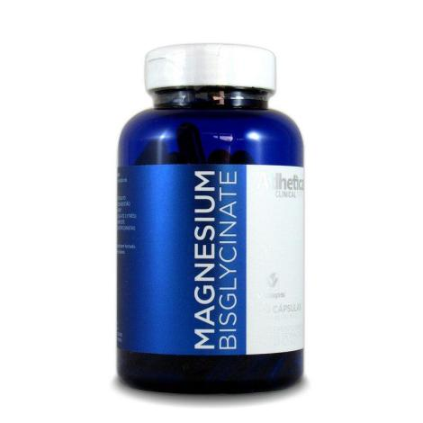 Magnesium Bisglycinate 120 Vcáps - Atlhetica Clinical Series