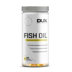 Ômega 3 Fish Oil 1000mg 120 Cápsulas - Dux Nutrition