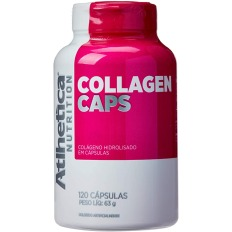 Collagen Caps Pote 120 Cápsulas - Atlhetica Nutrition