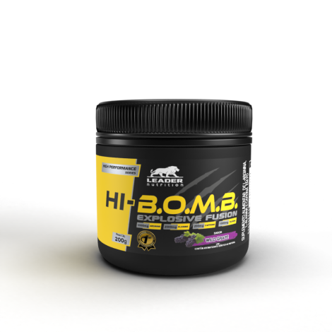 HI-B.O.M.B. 200g - Leader Nutrition